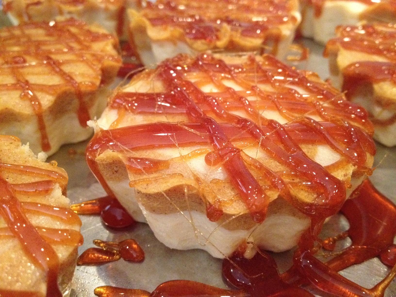 pumpkin cheesecake | Cecile's Cuisine